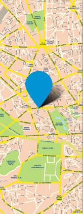 Harta parteneri Saint-Gobain